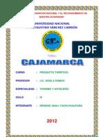 Cajamarca-mision Vision, Objetivos