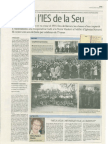 0905 SEGRE PdAND Report 75anys