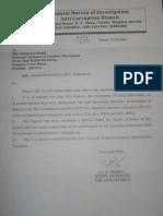 CBI case against Corrupt IAS Officer