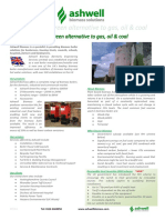 Ashwell Biomass, a pellet Boiler Installation Company