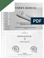 Chans Scenar User Manual - English