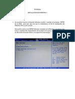 Tutorial Windows 7