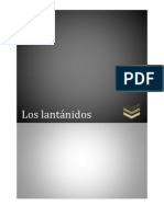 Lantánidos