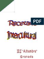 Recetario Intercultural