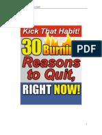 30 Reasons To Quit Smoking.pdf