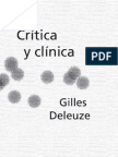 7032581 Deleuze Critica y Clinica