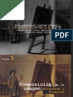B3 Composición de la imagen formatos y encuadres