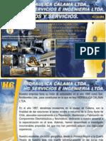 Productos y Servicios - Hc Calama - Hc Servicios Ltda. 2013 Hyundai