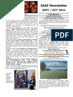 9 Sept Oct Sasi News 2013