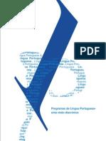 eBook - Programa de Língua Portuguesa Português - uma visão diacrónica