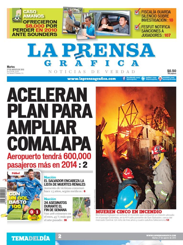 La Prensa Gráfica 27082013 8e7cbf5d6ed