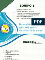 Unidades matematicas