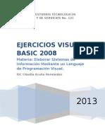 Ejercicios Prog Visual
