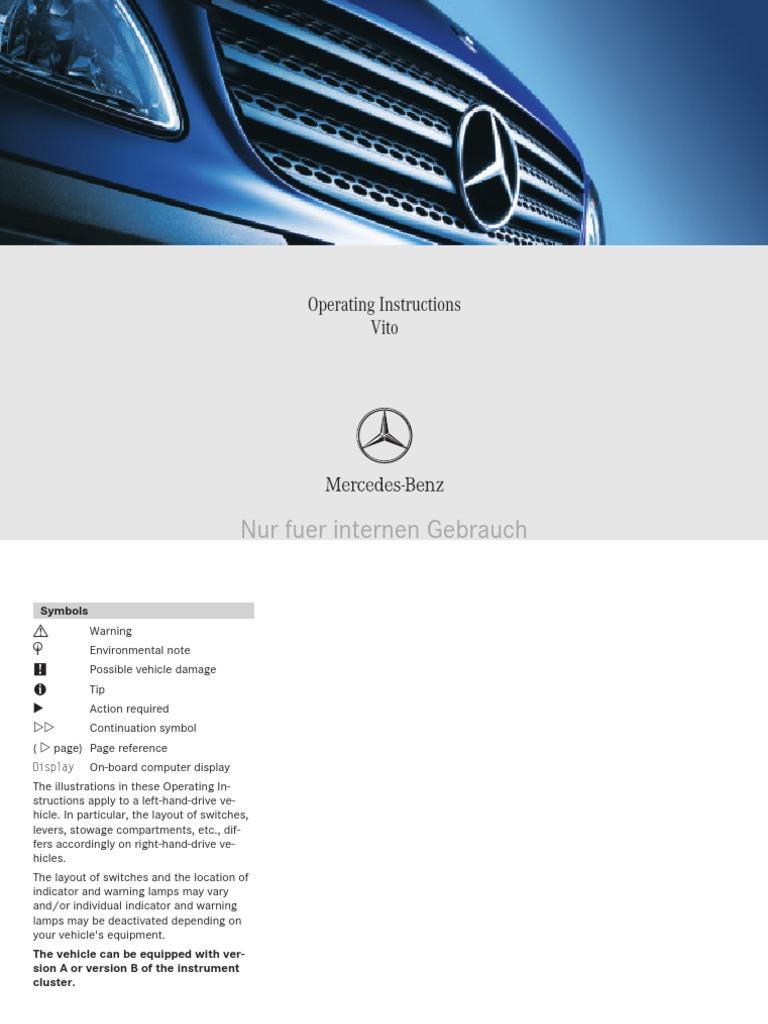 Mercedes Wiring Diagram Symbols Vito For Van Image Viano Diagrams On