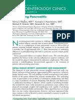 Necrotizing Pancreatitis
