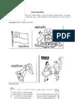 Guía de aprendizaje Fiestas Patrias 1 º a 4º básico. - copia