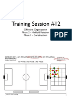 Training Session 12