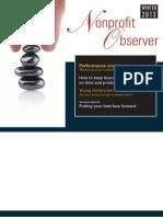 Nonprofit Observer