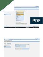 SAP SD Easy Access Screen Shot
