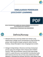 2.2.3 Discovery Learning