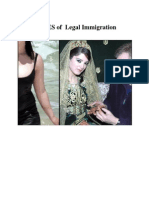 CRIMES of Legal Immigration