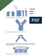 Como Costurar a Gola Alfaiate