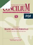 Concilium 341 Traficar Con Personas