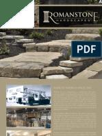 Romanstone Hardscape 2013 Lookbook