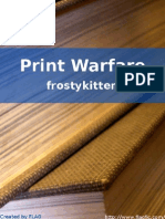 Frostykitten - Print Warfare