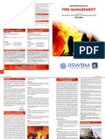 Fire Management Brochure