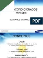 Aire Acondicionado - Samsung