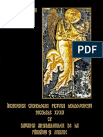 Sorin Ullea Incheierea Cronologiei Picturii Moldovenesti XV XV Parhauti Arbore