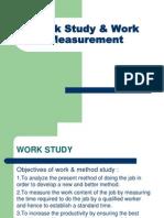 L - 16 Work Measurement