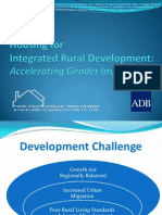 Housing for Integrated Rural Development