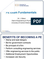 Lecture 5 - FE Exam