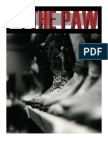 """THE PAW, Issue 3 (Read in """"Fullscreen"""")"""