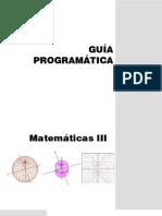 Guia Mat3 3s