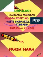 4.2.1 Frasa Nama