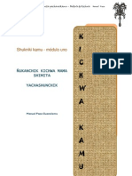 Modulo Uno Kichwa Oct. 2011