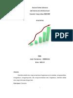 Metodologi Penelitian - Statistik