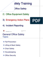 Basic Office Safety