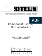 EBook - Proteus Library pdf | Vacuum Tube | Bipolar Junction