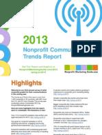 Nonprofit Communications