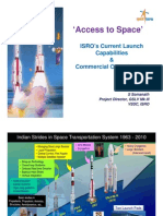 Access to Space ISRO