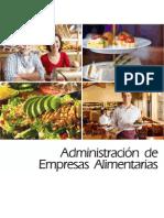 Sexto Semestre - Administracion de Empresas Alimentarias - Colegio de Bachilleres Del Estado de Sonora
