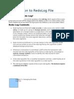 5-Managing the Redo Log
