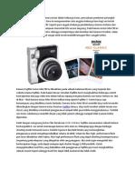 Instax Mini 90, Kamera Neo- Classic Canggih Terbaru Fujitsu