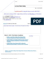 Fwd- Weekly Update- Politics Over Public Safety - Google Groups