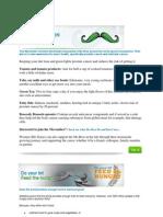 Green Tip 2012