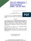 Formato Certificado Medico
